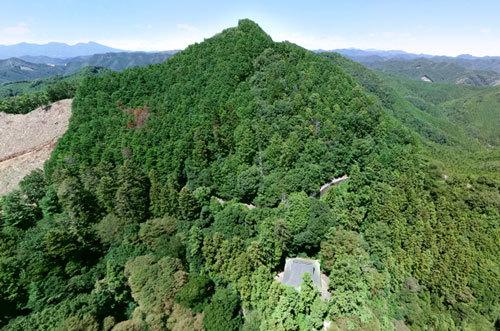 栃木県足利市の大岩山の案内