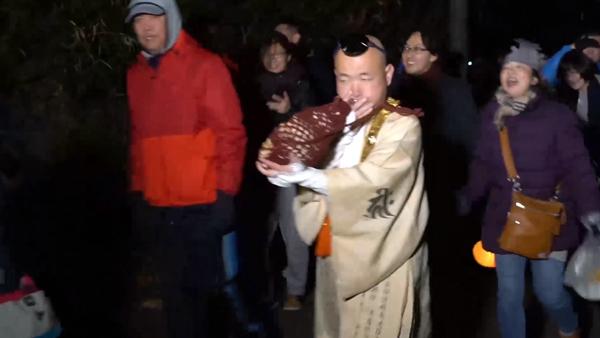 日本の奇祭・悪口祭り